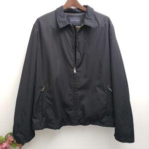 Banana Republic Men's Black Jacket Sz XL